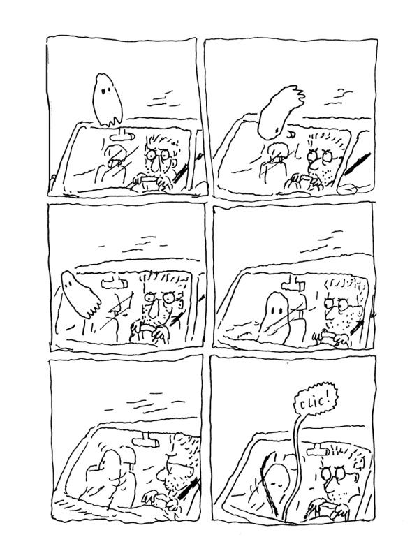 les fantômes, page 2
