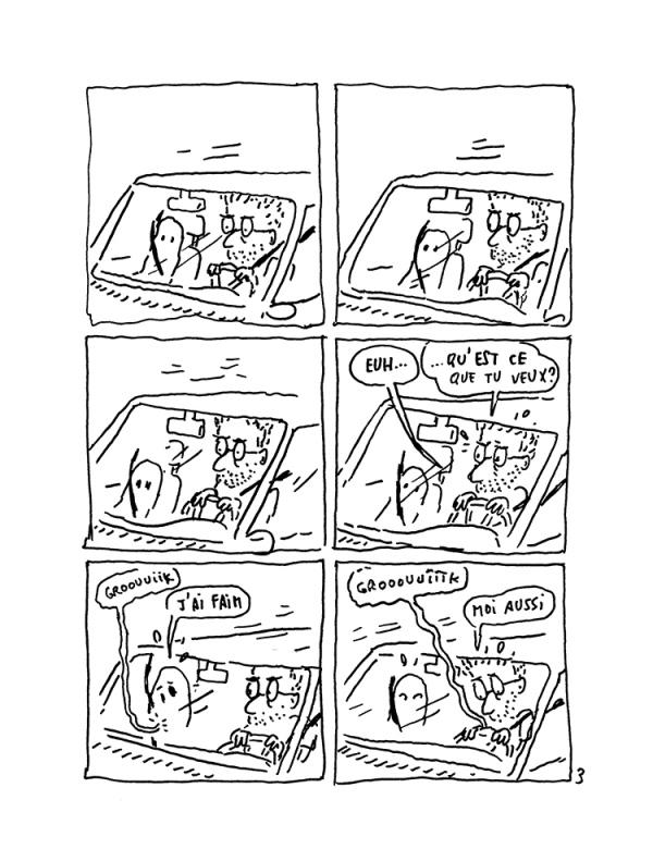 les fantômes, page 3